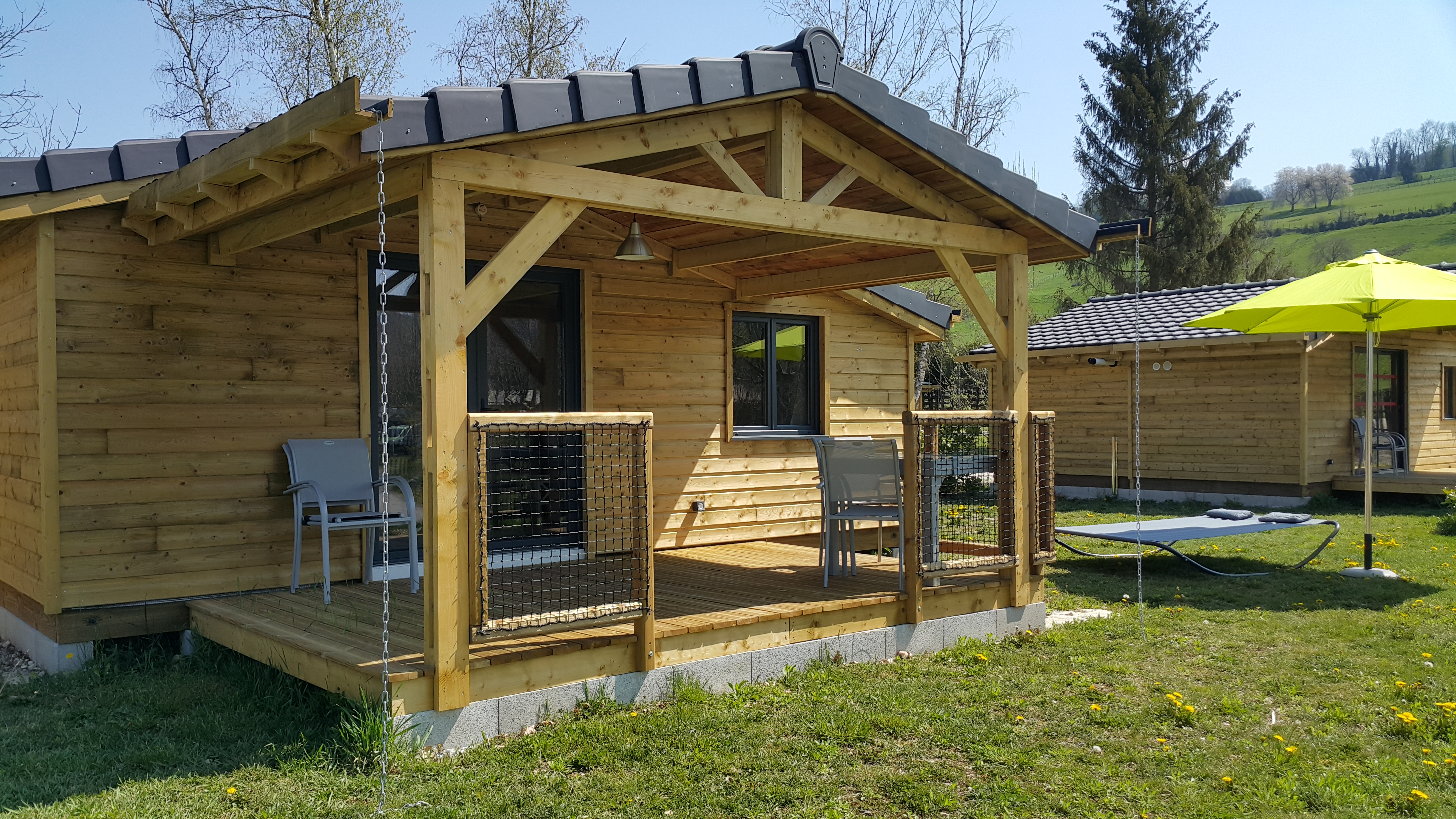 Chalet Libella 7 people