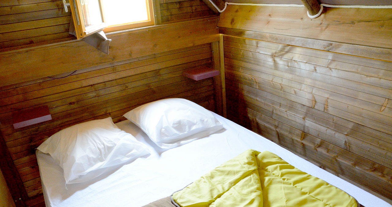 Chalet Chevaliers de l'An Mil 5 or 6 people